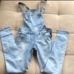 Guess Jeans Skinny stretch overalls